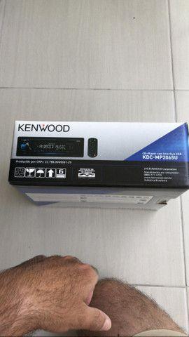 Aparelho kenwood - Foto 2
