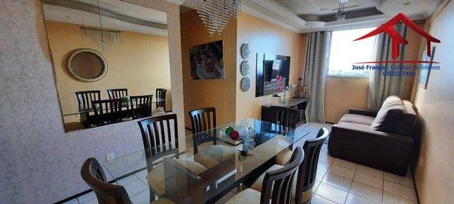 Apartamento com 3 dormitórios à venda por R$ 240.000,00 - Parangaba - Fortaleza/CE - Foto 8
