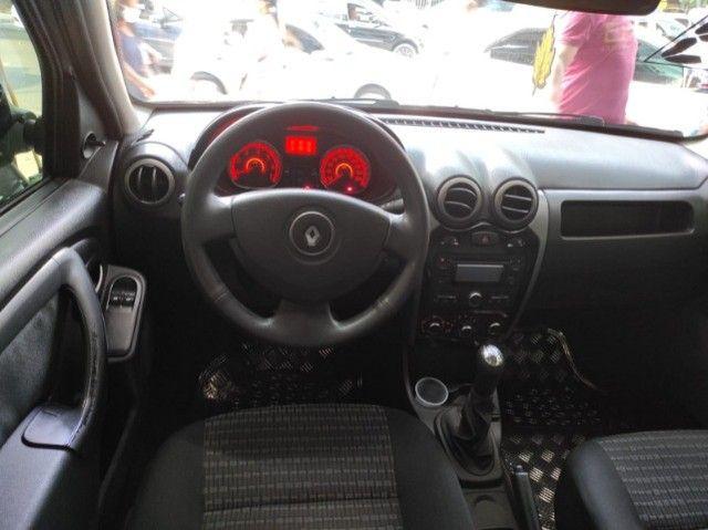 Renault Sandero Expression 1.0 Flex Completo Financia e Troca Excelente Estado - Foto 7