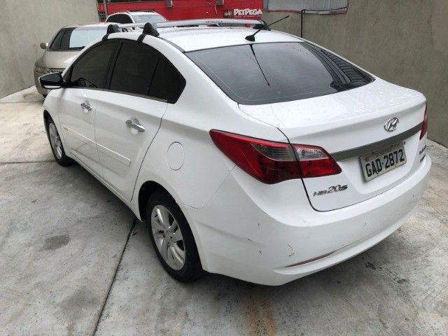 Hyundai HB20S Premium Automático Completo, Zerado - Foto 4