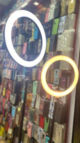 Ring Light 18 polegadas com entrega Gratuita  - Foto 2