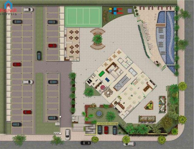 Apartamento Alto Padrão para Venda em Loteamento Parque Imperial Itumbiara-GO - Foto 4