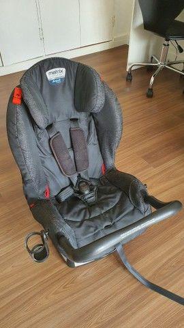 Cadeira para carro Matrix Evolution K Burigotto, Mesclado Preta, Selo Inmetro - Foto 5