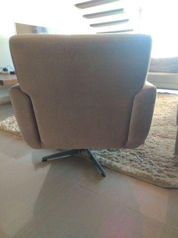 Cadeira Giratória [ Usada em perfeito estado ]  - Foto 2
