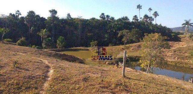 Sítio com 1 dormitório à venda, por R$ 3.150.000 - Zona Rural - Presidente Médici/RO - Foto 15
