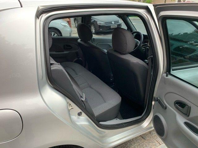 Renault Clio 1.0 flex 4p Ótimo Estado!  - Foto 14