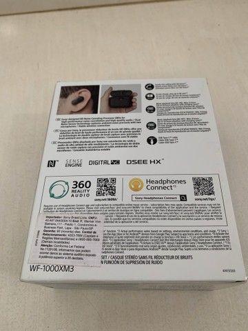 Headset Sony WF-1000XM3 - Foto 5