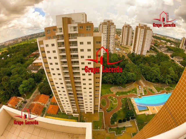 Mundi Resort Residencial 96m² 2 suítes 3 Vagas  fino acabamento - Foto 9