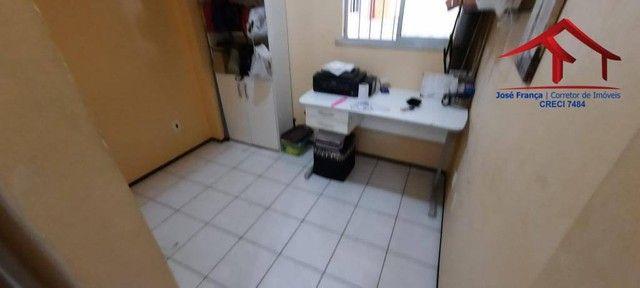 Apartamento com 3 dormitórios à venda por R$ 240.000,00 - Parangaba - Fortaleza/CE - Foto 19