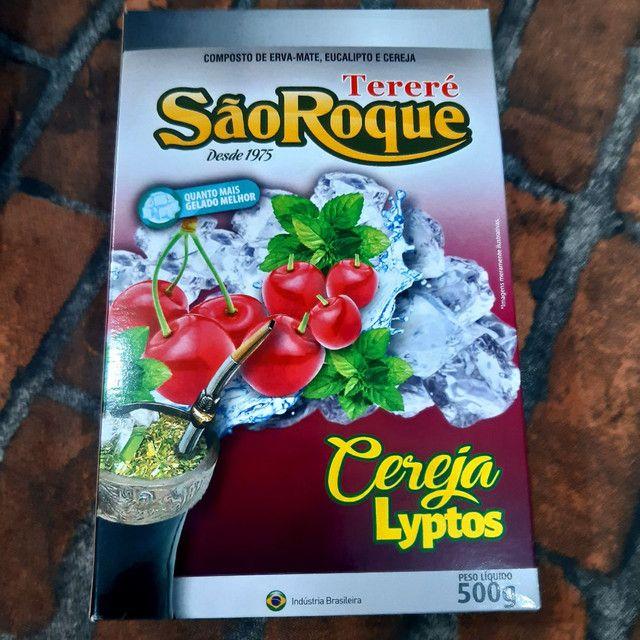 Erva Tereré São Roque 500g sabor - Foto 2