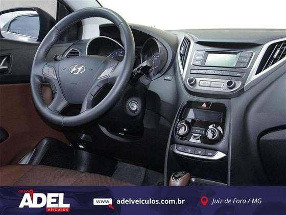 HB20 2015/2016 1.6 PREMIUM 16V FLEX 4P AUTOMÁTICO - Foto 7