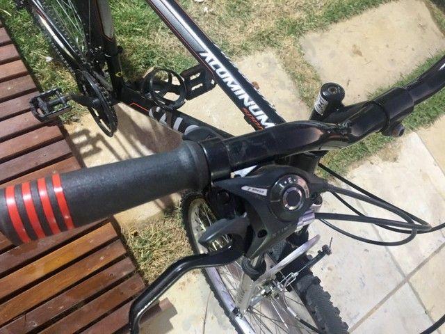 Caloi Aluminium Sport 1 seminova - Foto 3