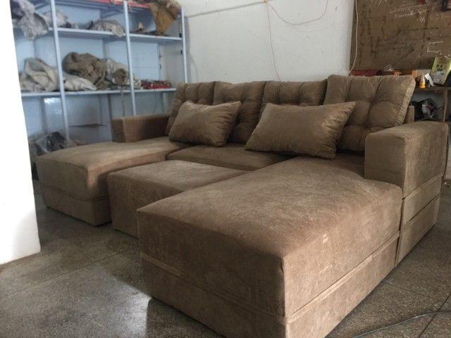 Sofá de luxo diretamente da Fábrica  - Foto 2