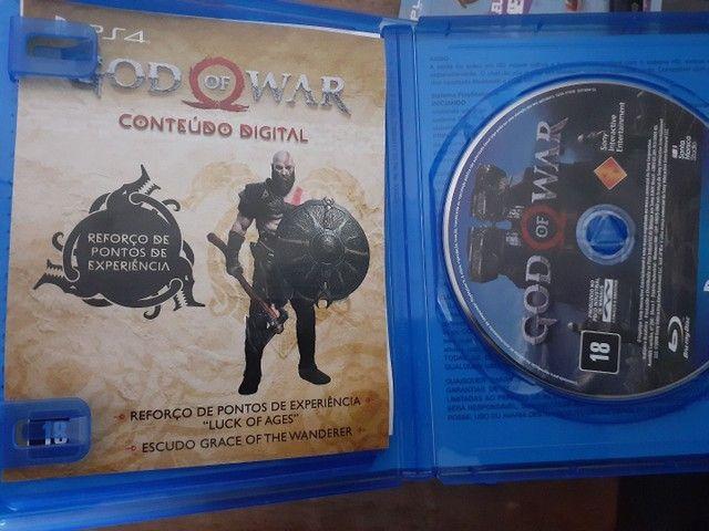 Jogos de PS4 a partir de R$ 60,00