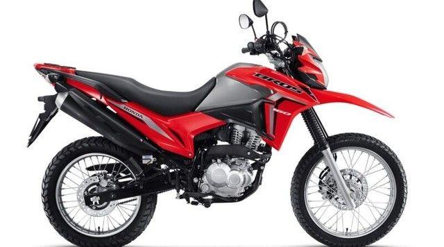 Motocicleta Honda Bros 160 2022