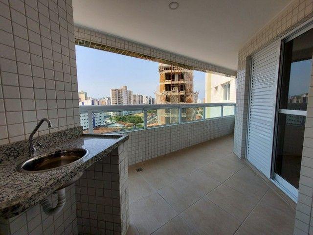 Apartamento para venda com 75 metros quadrados com 2 quartos em Guilhermina - Praia Grande - Foto 17