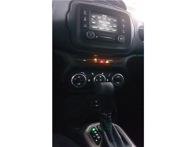 Jeep Renegade 2017 1.8 16v flex longitude 4p automático - Foto 10