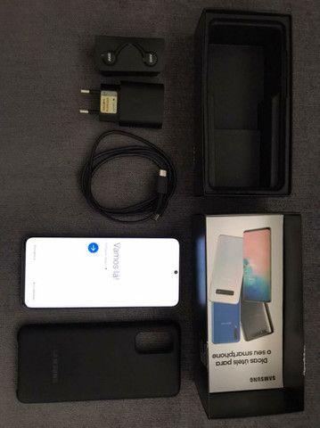 Samsung S20 com 3 meses de uso - Foto 2