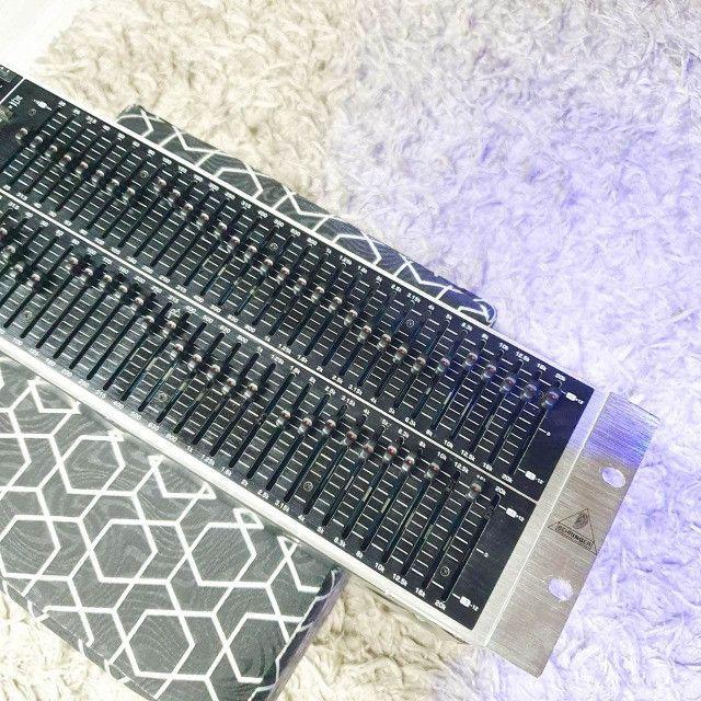 Equalizador behringer Fbq 6200 - Usado - Somos Loja - Foto 5
