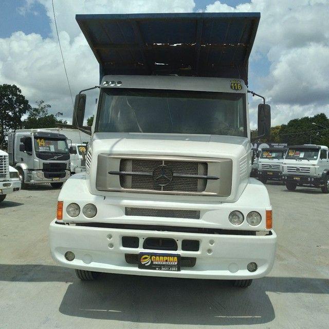 Caminhão M Benz L 2635 6x4 1997 - Foto 3