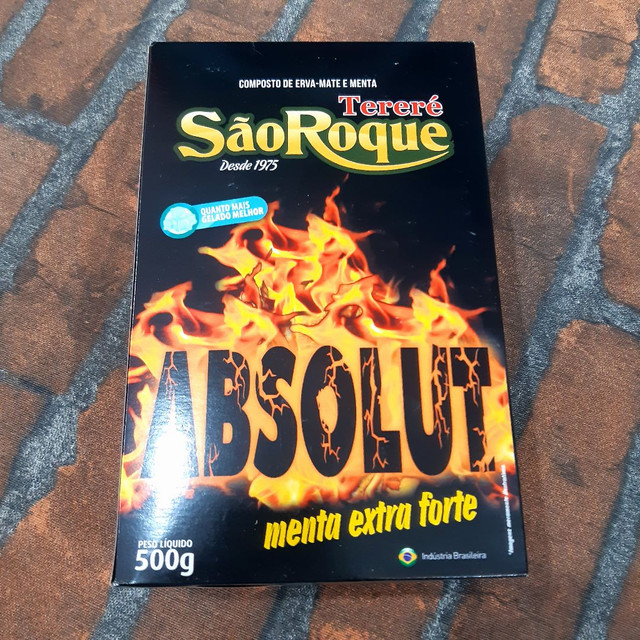 Erva Tereré São Roque 500g sabor - Foto 5