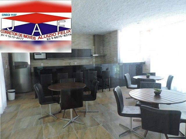 Apartamento para venda com 50 metros quadrados com 2 quartos em Jatiúca - Maceió - AL - Foto 9