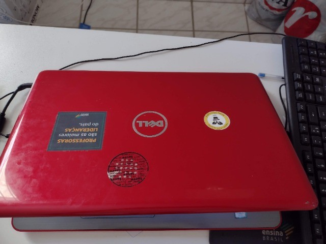 Notebook Dell Inspiron 5567 *teclado com defeito