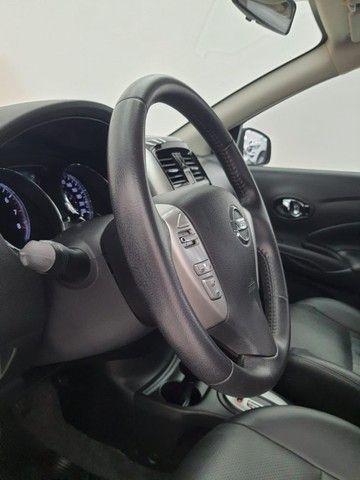 versa sl 1.6 CVT automatico 2018/2019  km 33695  R$ 69.890,00 - Foto 8