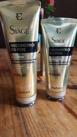 Shampoo e Condicionador Eudora - Foto 4