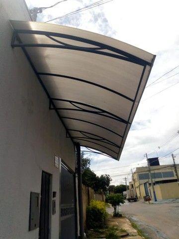 Coberturas metálicas pergolado e coberturas serralheria - Foto 3