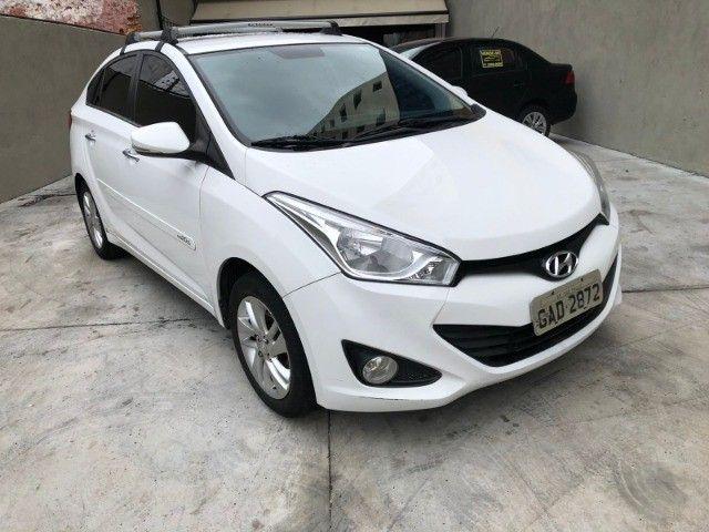 Hyundai HB20S Premium Automático Completo, Zerado
