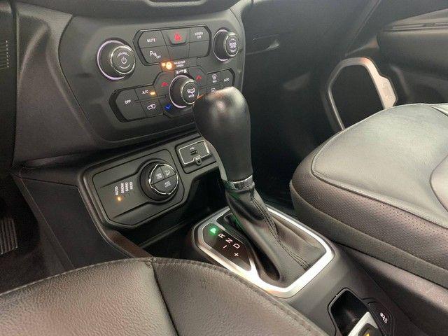 RENEGADE 2018/2019 2.0 16V TURBO DIESEL LONGITUDE 4P 4X4 AUTOMÁTICO - Foto 8