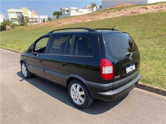 Chevrolet Zafira 2003 2.0 mpfi cd 8v gasolina 4p automático - Foto 6