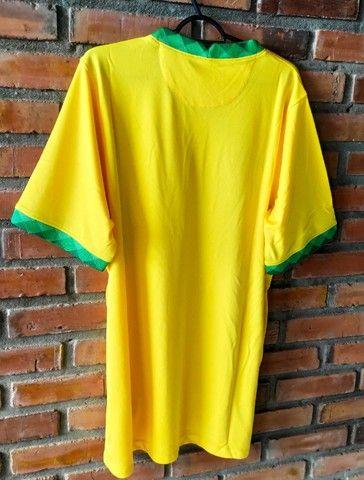 Camisa Seleção Brasileira -  Torcedor  - 2021 - Foto 4