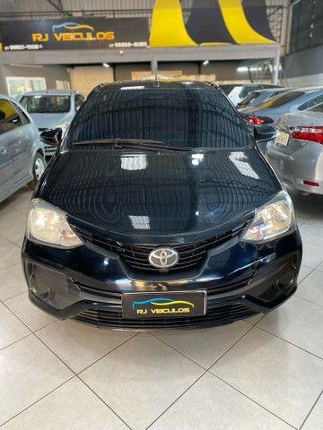 Toyota Etios Sedan X Plus 1.5 Completo 2020