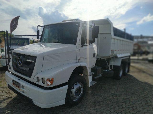 Caminhão MB 2324 Caçamba - Foto 16