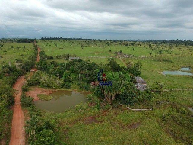 Fazenda à venda, por R$ 7.410.000 - Zona Rural - São Francisco do Guaporé/RO