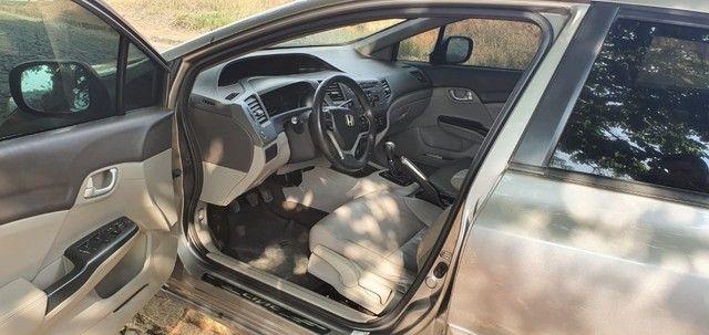 Honda Civic 2012 - Sedan - Foto 6