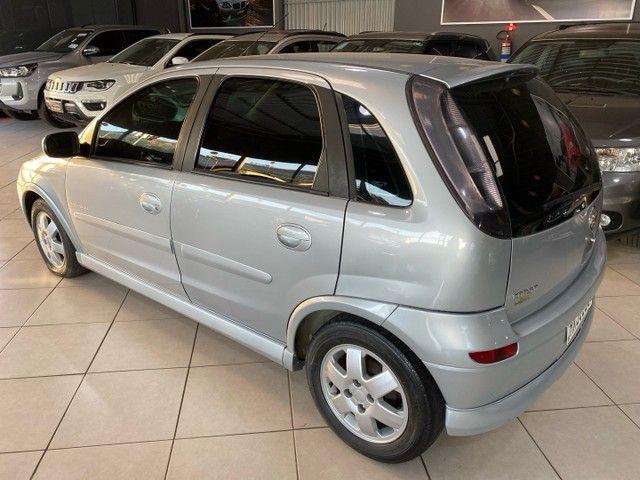 Chevrolet Corsa Premium 1.4 2008 completo!!! - Foto 8