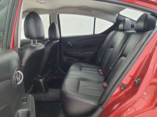 Versa SL 1.6 aut. (cvt) 2019 // extra // com garantia - Foto 8