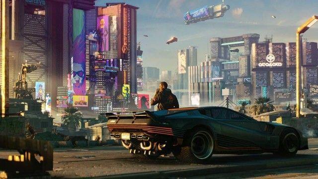 Cyberpunk 2077 Novo Lacrado - Foto 4