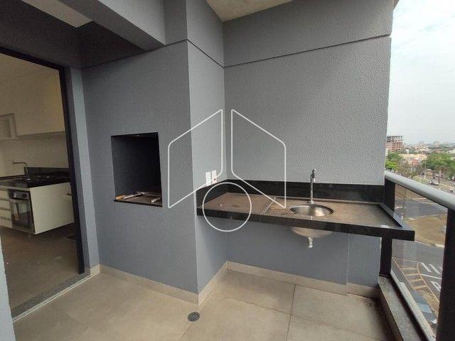 Apartamento para alugar com 2 dormitórios em Fragata, Marilia cod:L15655 - Foto 3