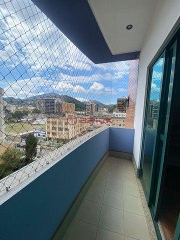 Apartamento para locação com varanda de 2 quartos em Agriões, Teresópolis/RJ. - Foto 4