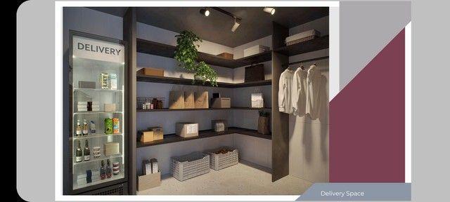 Apartamento para venda tem 55 metros quadrados com 2 quartos - Foto 4