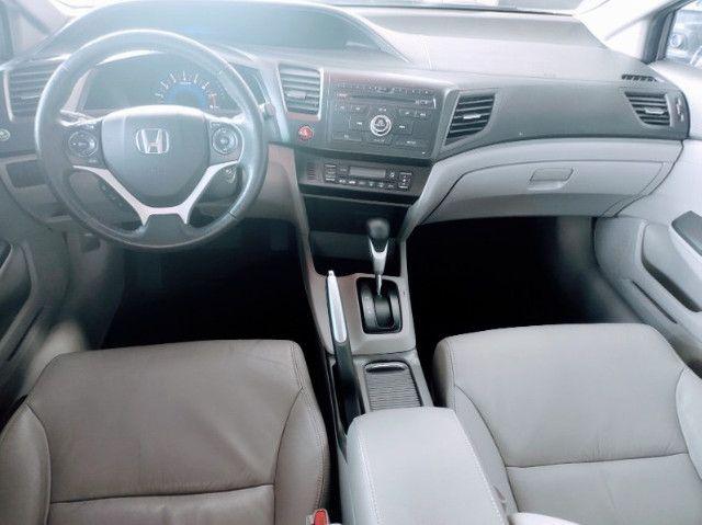 Civic LXR 2.0 Aut 2014/2015 - Foto 10