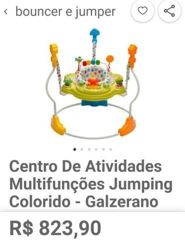 Jumping colorido Galzerano  - Foto 6