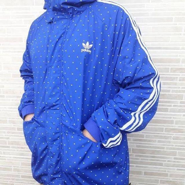 Adidas Pharrell Williams HU Sherpa Windbreaker