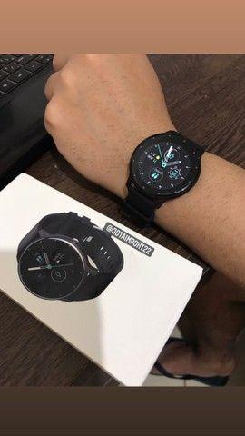 Smartwatch original lige / entrega grátis / coloca foto na tela  - Foto 3