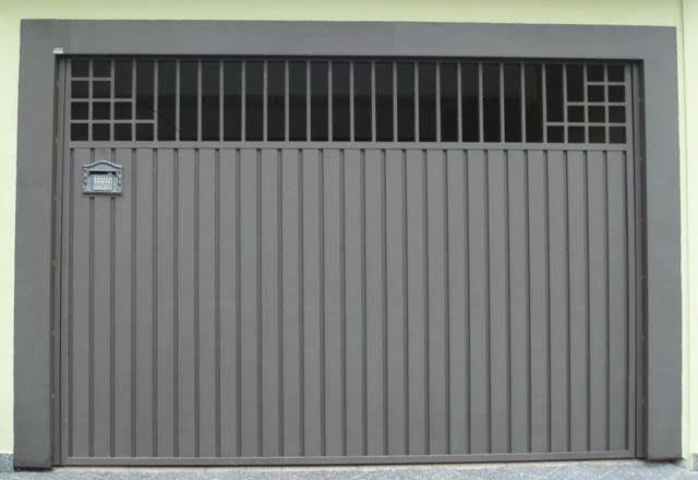 Portão de garagem feito por encomenda * - Foto 2