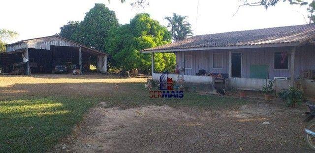 Sítio com 1 dormitório à venda, por R$ 3.150.000 - Zona Rural - Presidente Médici/RO - Foto 17